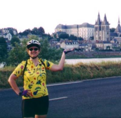 Amber in the Loire Valley