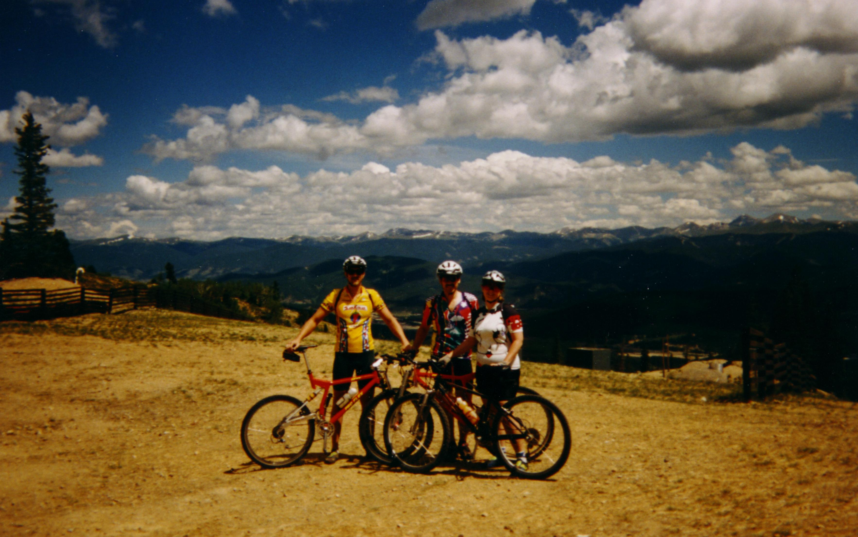 Vail MTB World Cup 1994